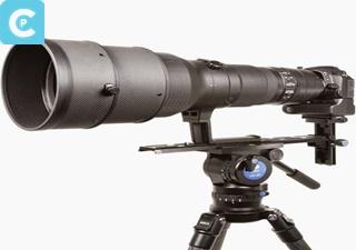 Telephoto Zoom Lens