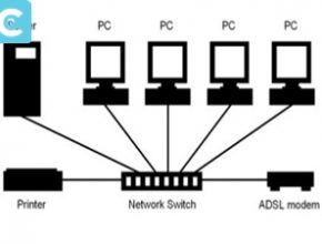 teknologi switch network