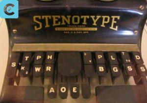 Keyboard Stenotype