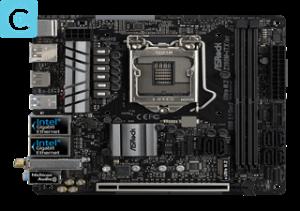 Motherboard ITX
