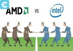 Perbedaan AMD dan Intel 1
