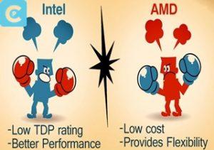 Perbedaan AMD dan Intel 2