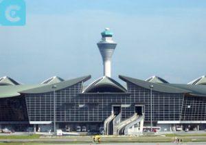 bandara bangunan tertinggi