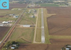bandara landasan terpanjang