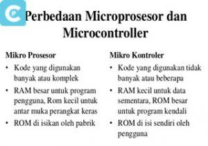 mikrokontroler dan mikroprosesor 1
