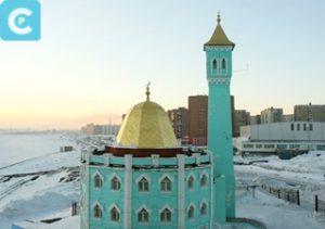 utara masjid