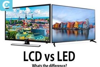 LCD vs LED 3